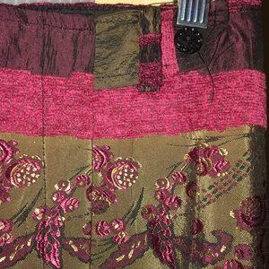 Multi Patterned Skirt